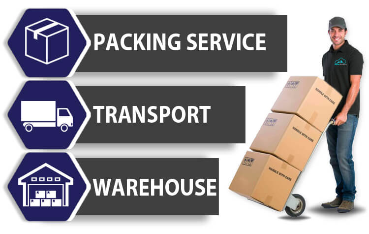 A To Z Packers And Movers And Transporters